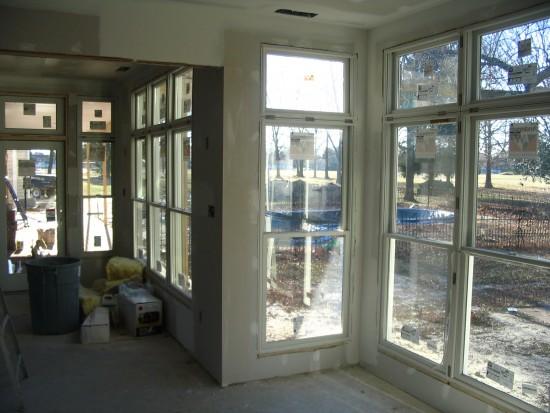 window wall renovation remodel addition historic