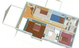 Second Floor Overview